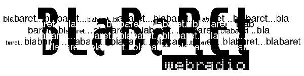 Blabaret Logo